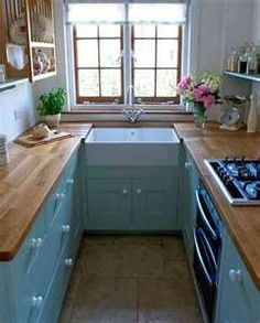 Small kitchen idea - https://www.facebook.com/pages/Kitchenscouk/363204710458456