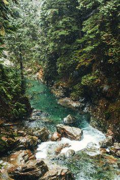 "maryandhercamera: "" Twin Falls, North Vancouver B.C. """