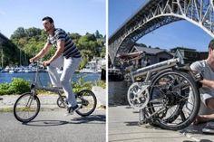 The Globetrotter's Bike