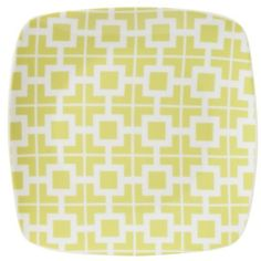 Fitz And Floyd Green Color Soft Square Salad Plate Green (€6,13) ❤ liked on Polyvore featuring home, kitchen & dining, dinnerware, green, fitz and floyd dinnerware, green bowl, green dishes, fiesta plates and fiesta dishes