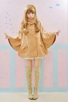 Kawaii winter fashion ^^