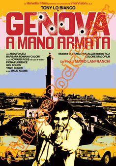Cod. 501  GENOVA A MANO ARMATA  Director: Mario Lanfranchi  Year : 1976