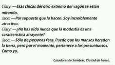 Jace y Clary - CDS♥