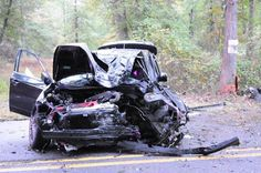 DRIVER ACCUSED OF DOUBLING SPEED LIMIT IN CRASH THAT LEFT PASSENGER CRITICAL
