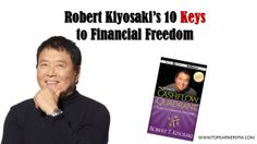 Robert Kiyosaki  Economic freedom is one of the most desired wishes any individual has, and it's so for any high-quality cause. It is easy to by no means expect when there will likely be a monetary crisis, sweeping away all your wealth and revenue sources. As a result, educating yourself in regards to the value of financial freedom, also as the suggests to achieve it is actually rather important.