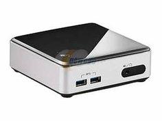 Intel BOXD54250WYK1 Intel QS77 2 x 204Pin Intel HD 5000 Series Graphics NUC Kit