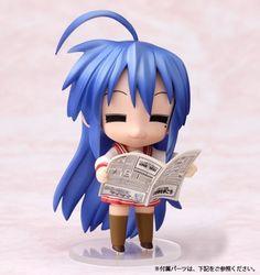 Nendoroid Lucky Star - Hiragi Kagami