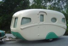 Little model of the Willerby Vogue