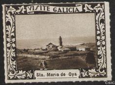 Sta. María de Oya (Pontevedra) : [Viñeta con imagen panorámica con el Monasterio de Santa María de Oya] / [fotógrafo, Luis Casado Fernández]. http://aleph.csic.es/F?func=find-c&ccl_term=SYS%3D001528936&local_base=MAD01