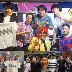 ブログ更新しました。『ラン8☆お笑いバトル 最終回 @ Cafe Round87』 ⇒ http://amba.to/2geOPCR