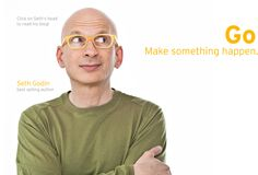 Seth Godin-All the good stuff comes from leaping