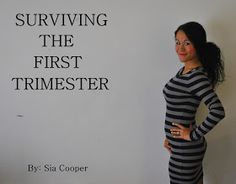 Diary of a Fit Mommy: Surviving the First Trimester of Pregnancy