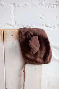 Linen Bonnet, Linen Fawn Hat, Fawn Ears, Brown Baby Hat, Woodland Baby, Linen Hat, Baby Bonnet, Brown Bonnet, Linen Baby Bonnet,Linen Bonnet Baby Outfits, Fox Hat, Bunny Hat, Wide Brimmed Hats, Brown Babies, Baby Makes, Woodland Baby, Baby Accessories, Diy For Kids