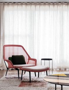Slow chair by Vitra in Figtree House | Arent&Pyke
