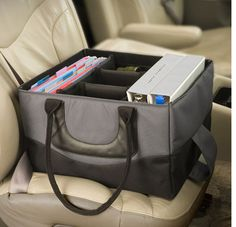 Click the link for tips on organizing your car!