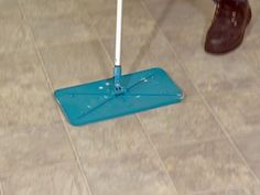 Learn how to replace old vinyl flooring with these easy step-by-step directions.