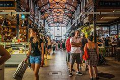 Straripanti di suoni, odori e colori, ecco i mercati al coperto. Qui San Miguel, Madrid.