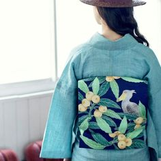 The Beauty of Japanese Embroidery - Embroidery Patterns Sashiko Embroidery, Japanese Embroidery, Vintage Embroidery, Embroidery Kits, Embroidery Designs, Embroidery Needles, Learn Embroidery, Kimono Japan, Japanese Kimono
