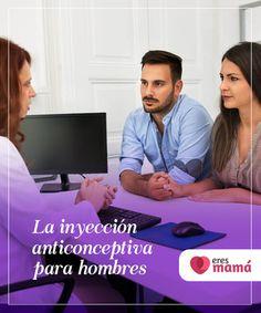 La #inyección anticonceptiva para #hombres   La inyección #anticonceptiva para hombres es una de las #múltiples opciones que existen en la actualidad para controlar la #natalidad Getting Pregnant, Early Sign Of Pregnancy, Men