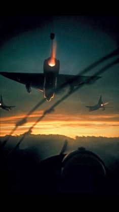 Dawn Patrol, Vietnam, 1966. Larry Burrows. End mission so turn and burn after a late night raid on the Ho Man Chin Trail