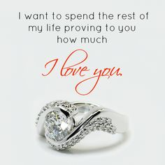 Ring quotes love