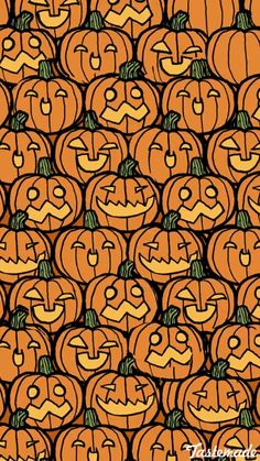 Best Picture For kids halloween cookies For Your Taste You are looking for something, and it is goin Cute Fall Wallpaper, Wallpaper Free, Holiday Wallpaper, Halloween Wallpaper Iphone, Pumpkin Wallpaper, Pattern Wallpaper, Cute Backgrounds, Halloween Backgrounds, Cute Wallpapers