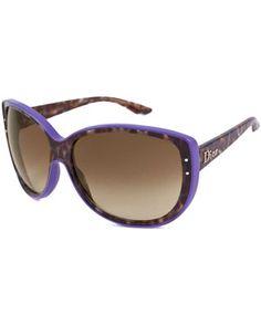 1d078a247f Christian Dior Women s  Bengale  Sunglasses Dior Logo