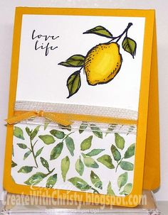 Stampin' Up! A Happy Thing - Create With Christy: Last Two Sale-A-Bration Camp Cards - Christy Fulk, Stampin' Up! Demo