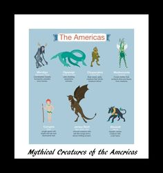 Mythicals of the Americas