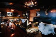The Lodge Bar by Pennant & Triumph, Queenstown – New Zealand » Retail Design Blog