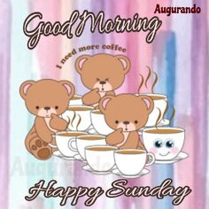 Best Good Morning Sunday Images! Always Updated Images! Blessed Sunday Morning, Good Morning Sunday Images, Happy Sunday Quotes, Good Morning Happy, Morning Pictures, Sunday Greetings, Beautiful Images, First Love, Fun