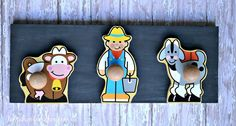 How To Make A Puzzle Piece Coat Hook :: Hometalk