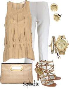 """""""Michael Kors"""" by stephiebees on Polyvore"""