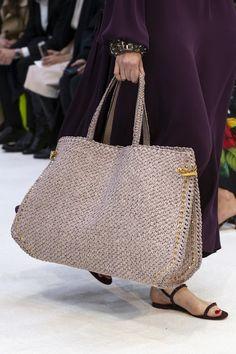 Valentino at Paris Fashion Week Spring 2020 – Crochet Bag İdeas. Popular Handbags, Cute Handbags, Cheap Handbags, Luxury Handbags, Purses And Handbags, Small Handbags, Pink Handbags, Handbags Online, Hobo Purses
