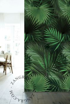 Papier Peint Honolulu Vert Graham Brown D Coration Tropicale Pinterest Papier Peint
