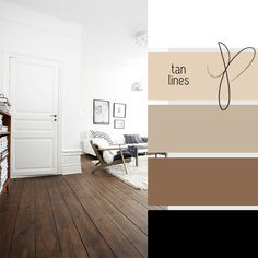 tan lines - color inspiration