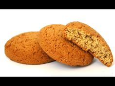 Food And Drink, Bread, Cookies, Desserts, Youtube, Cookie Recipes, Crack Crackers, Tailgate Desserts, Biscuits