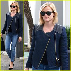 Reese Witherspoon: After Christmas Meeting in Beverly Hills!