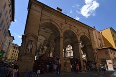one of the many many leather markets in Florence Italy,..il try to find some images of the leather goods :)