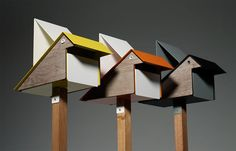 Koo Koo Letterbox by Playso #design