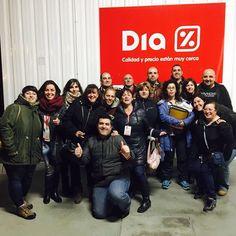 Celebradas las elecciones sindicales en DIA% #UGT consigue 7 miembros del #Comité de empresa frente a los 6 de CCOO y 12 De Fetico.  Felicitar a los #compañer@s de la Sección #Sindical por el gran #trabajo en pro de la #defensa de los #derechos de los #trabajadores tanto dentro de la #empresa como en el sector de #comercio. #smc #madrid #eleccionessindicales #dia #comercio by smc_ugt_madrid