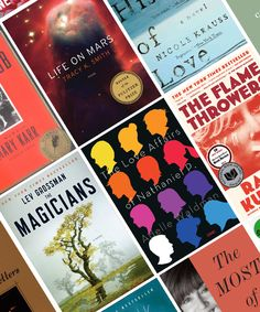 Your complete 2015 reading list