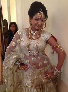 Indian bridal makeup in Mumbai
