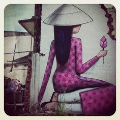 vietnam street art - Google Search