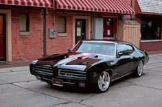 Love it 68 GTO