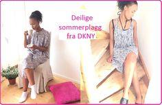 Deilige sommerplagg fra DKNY :)