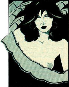 Illustration by Patrick Nagel Playboy Magazine from issues. Thanks to Stacy Peltier. Patrick Nagel, Drake, Playboy, Grafik Art, Pop Art, Illustrator, Nagel Art, Art Deco, Horror Comics