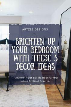 Brighten Up Your Bed
