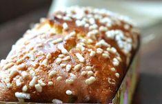 Craquelin-(brioche-au-sucre)-au-Thermomix Thermomix Desserts, Banana Bread, Hamburger, Brunch, Breakfast, Cake, Pains, Recipes, Bikinis