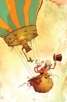 Dorothy Wizard in Oz 6 Cover by *skottieyoung on deviantART